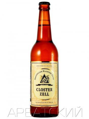 Клостерброй Монастырская келья / Kloster-Brau Closter Zell 0,5л. алк.6,3%