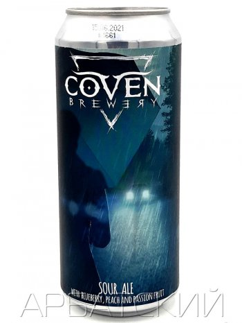 Ковен Мистический 4 / Coven Tears Dont Fall 0,5л. алк.6,5% ж/б.