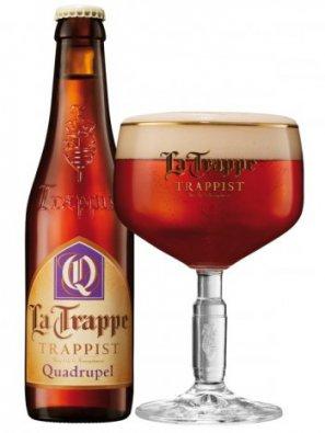 Ла Траппе Квадрупель / La Trappe Quadrupel 0,33л. алк.10%
