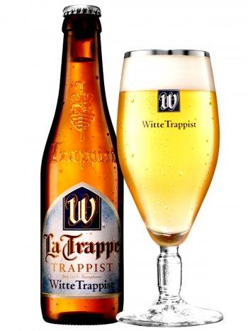 Ла Траппе Витте Траппист / La Trappe Witte Trappist 0,33л. алк.5,5%