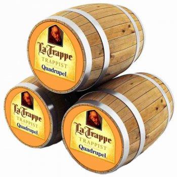 Ла Траппе Квадрупель / La Trappe Quadrupel, keg. алк.10%