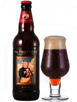 Ланкастер Мистер Троттерс Британский Каштановый Эль/Lancaster Mr Trotter_s Chestnut Ale 0,5л.алк.4%