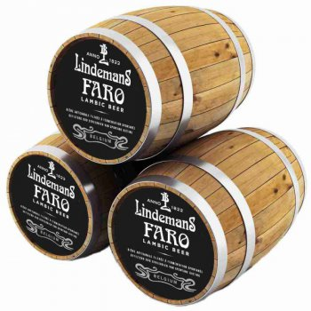 Линдеманс Фаро / Lindemans Faro, keg. алк.4,5%