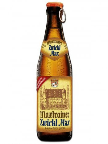 Макслрайнер Цвикл Макс / Maxlrainer Zwickl Max  0,33л. алк.5,3%