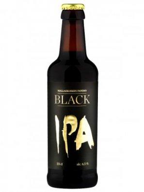 Малласкоски Блэк ИПА / Mallaskoski Black IPA 0,33л. алк.6,5%