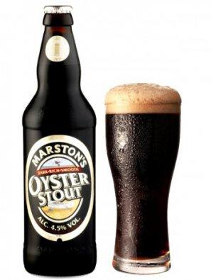 Марстонс Ойстер Стау / Marston_s Oyster Stout 0,5л. алк.4,5%
