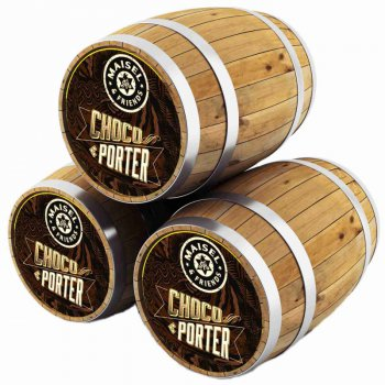 Майзел энд Френдс Чоко Портер / MAISEL & FRIENDS CHOCO PORTER, keg. алк. 6,5%