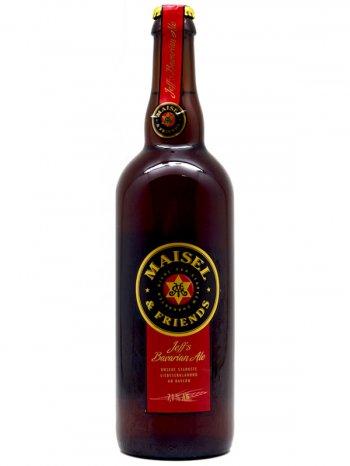 Майзел энд Френдс Джефс Бавариан Эль / Maisel & Friends Jeffs Bavarian Ale 0,75л. алк.7,1%