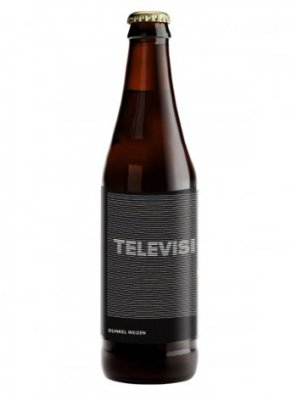 Мелоди Брев Пшеничное тёмное / Melody Brew Television 0,5л. алк.4,7%