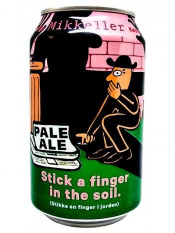 Миккеллер Стик э Фингер ин ве Соил/Mikkeller Stick a Finger in the Soil 0,33л. алк.4,6%