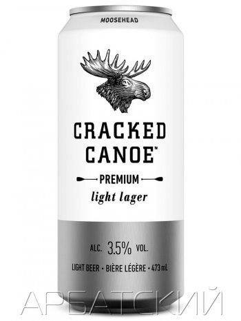 Музхед Крэкед Каное / Moosehead Cracked Canoe 0,473л. алк.3,5% ж/б.