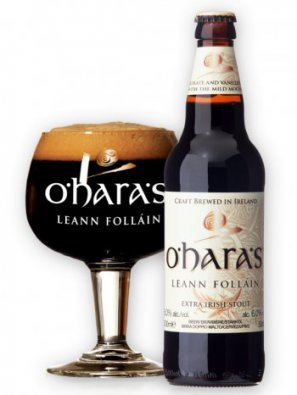 "О'Хара"" Лейн Фолейн  /  O_Hara_s Leann Follain Barrel Aged Series 0,75л. алк.8,1%"