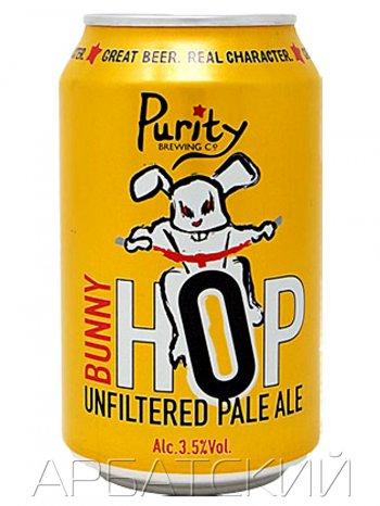 Пурити Банни Хоп / Purity Bunny Hop 0,33л. алк.3,5% ж/б.