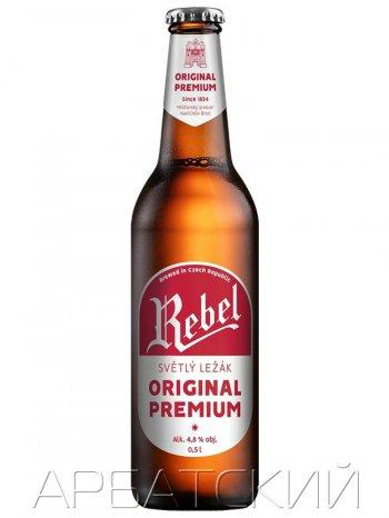 Ребел Оригинал Премиум / Rebel Original Premium 0,5л. алк.4,8%