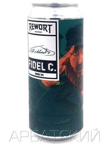 Реворт Фидель К. / Rewort Fidel C. 0,5л. алк.8,6% ж/б.