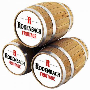 Роденбах Фрутаж / Rodenbach Fruitage , keg. алк.3,9%