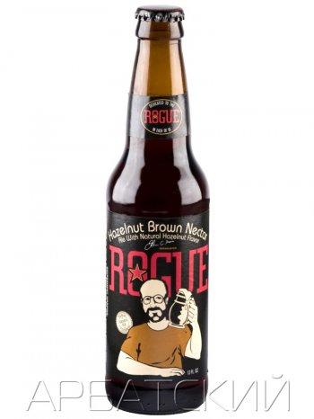 Роуг Хейзелнат Браун Нектар / Rogue, Hazelnut Brown Nectar 0,355л. алк.5,6%