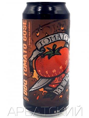 СБ Гозе 2 / Selfmade Brewery Tomato Method Smoked Edition 0,5л. алк.5,6% ж/б.