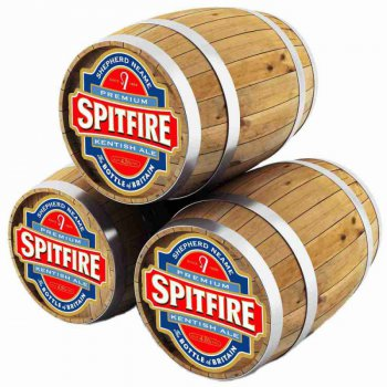 Шепард Спитфайр / Shepherd Spitfire, keg. 4,2%