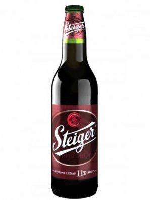 Штайгер 11% Темный / Steiger 11% Tmavy алк. 4,5%