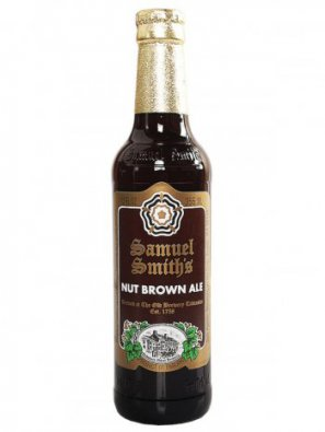 Сэмюэл Смит_с Нат Браун Эль / Samuel Smith_s Nut Brown Ale 0,355л. алк.5%