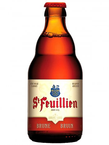 Сен Фейен Брюн / St-Feuillien Brune 0,33л. алк.8,5%