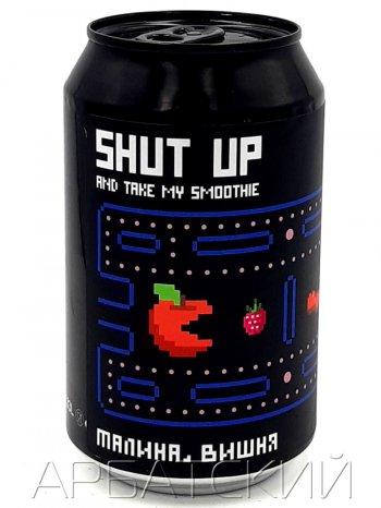 Сидр Гравити Проджект Меломель /  Gravity Project Shut Up And Take My Smoothie 0,33л. алк.6% ж/б.