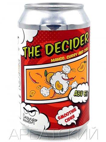 Сидр Кураж 3 / Cider Courage 3  0,33л. алк.6% ж/б.
