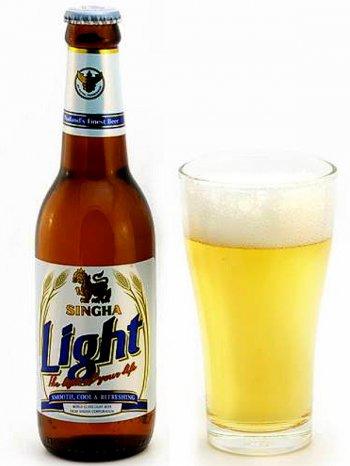Сингха Лайт / Singha Light 0,32л. алк.4,5%