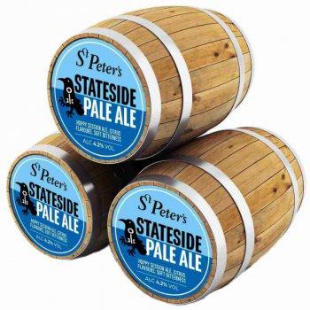 Ст.Петерс Стэйтсайд Пейл Эль / St. Peter_s Stateside Pale Ale,keg. алк.4,2%