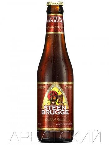 Стинбрюгге Брюн / Steenbrugge Brune 0,33л. алк.6,5%