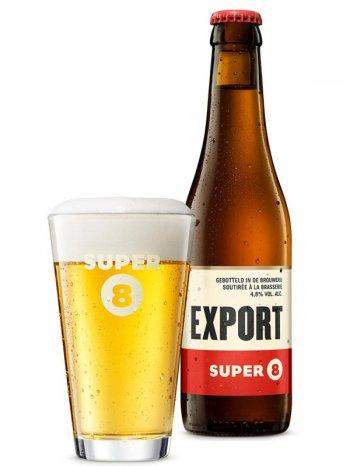 Супер 8 Экспорт / Super 8 Expor 0,33л. алк.4,8 %