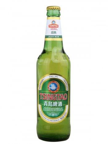 Циндао / Tsingtao 0,64л. алк.4,7%
