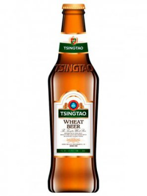 Циндао Белое / Tsingtao Wheat 0,5л. алк.4,7%