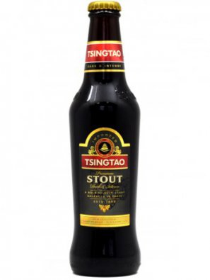 Циндао Стаут / Tsingtao Stout 0,33л. алк.7,5%