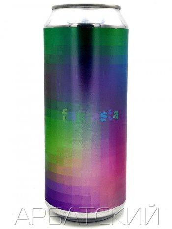 Трипл Трип / Fantasta 0,5л. алк.12% ж/б.