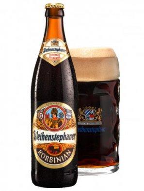 Вайнштефан Корбиниан / Weihenstephaner Korbinian 0,5л. алк.7,4%