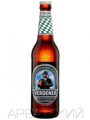 Верденер Шпециалес Хэльбир / Verdener Speziales Hell 0,5л. алк.4,6%