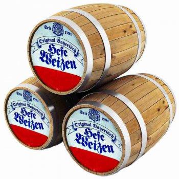 Вилл-Брау Вайсс /  Will-Brau Heffe Weizen, keg. алк.5,6%