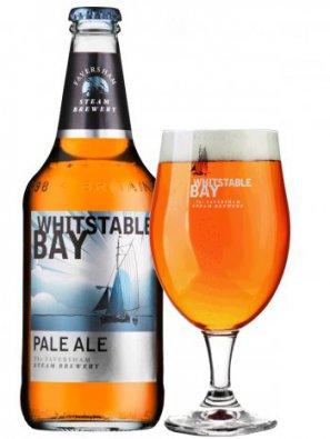 Витстейбл Бэй Пэйл Эль / Whitstable Bay Pale Ale 0,5л. алк.4%