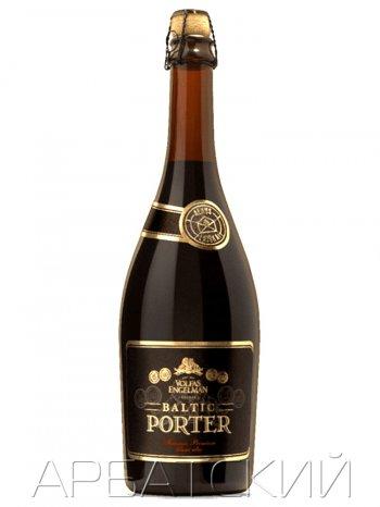 Вольфас Энгельман Балтик Портер / Volfas Engelman Baltic Porter 0,75л. алк.6%