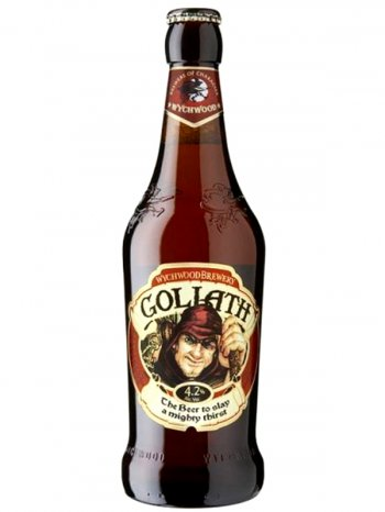 Вичвуд ГОЛИАФ / Wychwood Goliath 0,5л. алк.4,2%