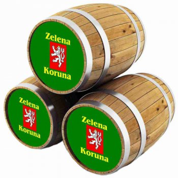 Зелена Коруна Светлое / Zelena Koruna , keg. алк.4%