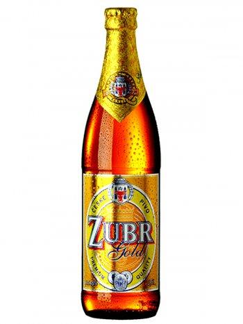 Зубр Голд / Zubr Gold 0,5л. алк.4,6%