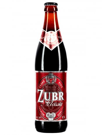 Зубр Классик / Zubr Classic Dark 0,5л. алк.3,8%